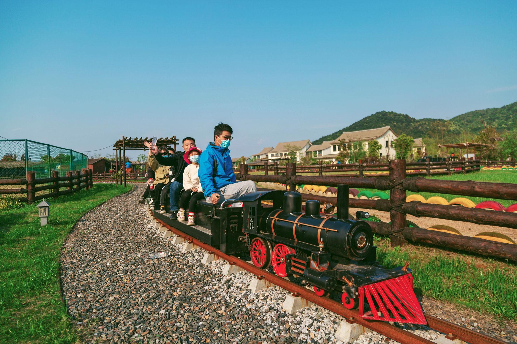 童话小火车